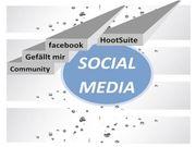 Social Media-Fachwoerter Hashtag Instant Messaging