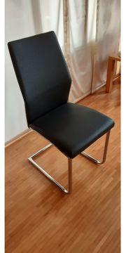 4 Stühle zusammen