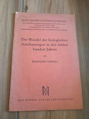 Münchener Universitätsreden Heft 23 -Wandel