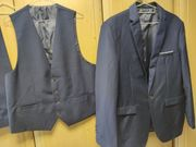 neuer 3 teiliger Anzug für