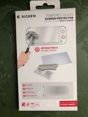 sicherheitsglas Schutz für Nintendo Switch