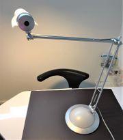 Leseleuchte Tischleuchte verstellbar mit Gelenkarmen