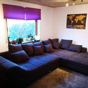 Couch Wohnlandschaft Ecksofa