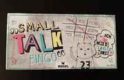 Small Talk Bingo - Ich weiß