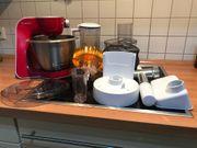 BOSCH Küchenmaschine Styline ROT