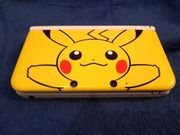 Nintendo 3DS Pikachu Edition Spiel