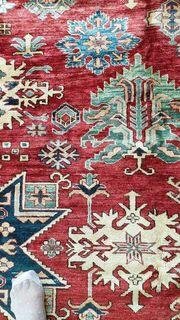 Kazak Teppich aus Pakistan 282x218