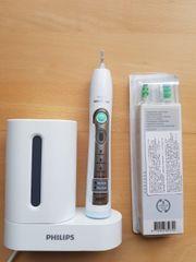 Philips Sonicare mit Lade - Reinigungsstation