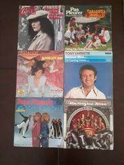 12 Singles Vinyl 45 RPM