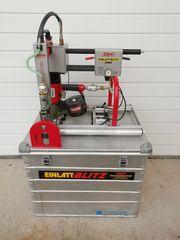 EINLATT-BLITZ 2000 MEWI Positionieren Nageln