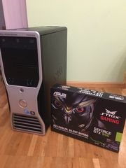 Dell Gaming Workstation PC