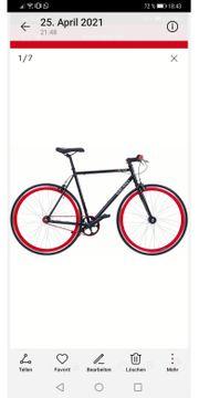 Fixie Bikes zu verkaufen neuwertig