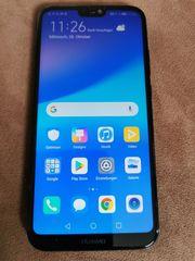 Huawei P20 Lite schwarz 64