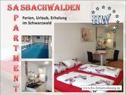 Ferienwohnung in Sasbachwalden Schwarzwald