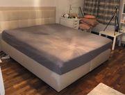 Neues Bett zu verkaufen