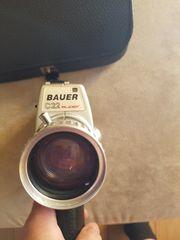 Antike Filmkamera Bauer C22 Super
