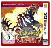 Pokemon Omega Rubin Nintendo 3DS