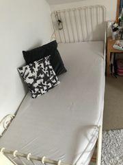 Kinderbett Minnen Ikea verstellbar mit