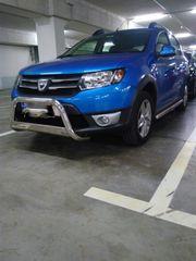 Frontschutzbügel und Seitenschwellerrohre für Dacia