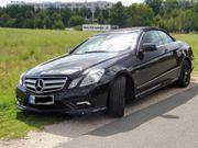 Mercedes Benz E klasse Cabrio
