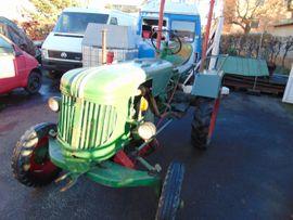 Oldtimer Traktor Güldner ALD Bj 1957 Tüv 6.21 Lieferung möglich
