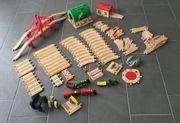 Brio Holzeisenbahn Riesen-Set