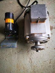 elektra Beckum 380v motor 2