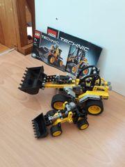 Lego Technic Bagger