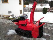Schneefräse YANASE 809 HSTD Diesel