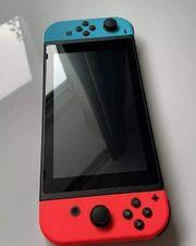 Nintendo switch neu