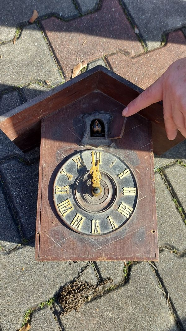 Uhr Kuckucksuhr