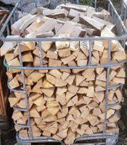 Kaminholz Brennholz Feuerholz ofenfertig 1
