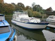Motoryacht holländer 10x3 5 m