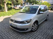 VW Touran Garagenwagen