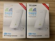 TP-LINK RE200 DUALBAND AC750 WLAN