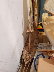 Modellschiff Harvey Baltimore Clipper Modellboot