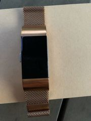 Fitbit Charge 2 mit Magnetarmband