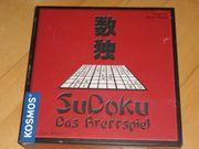 Sudoku Gesellschaftsspiel