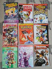 Comic Samples