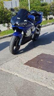 Yamaha R6 neu vorgeführt