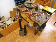 Schuhmacher Werkzeuge