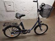 ADLER Damen-Fahrrad mit Korb