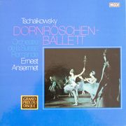 Tschaikowsky Dornröschen-Ballett Ernest Ansermet LP