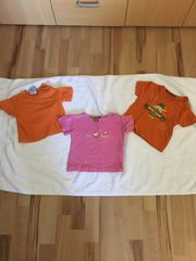 6-teiliges Shirt-Set und Mütze