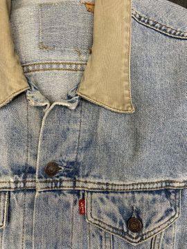 Vintage Levi s Biker Jacke: Kleinanzeigen aus Köln Altstadt-Nord - Rubrik Herrenbekleidung