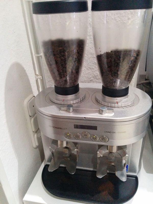 Mahlkönig K30 Twin Gastronomie-Espressomühle 2