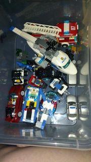 verkauft wird dieses Lego