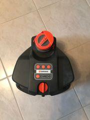 Gardena Comfort Vielflächenregner AquaContour automatic
