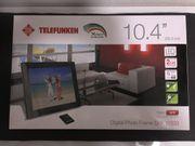 Telefunken Digitale Bilderrahmen 10 4