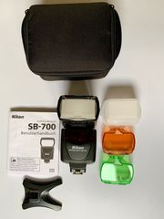 Blitzgerät Nikon Speedlight SB-700